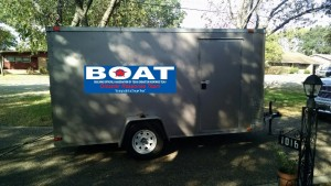 BOAT Emergency Trailer